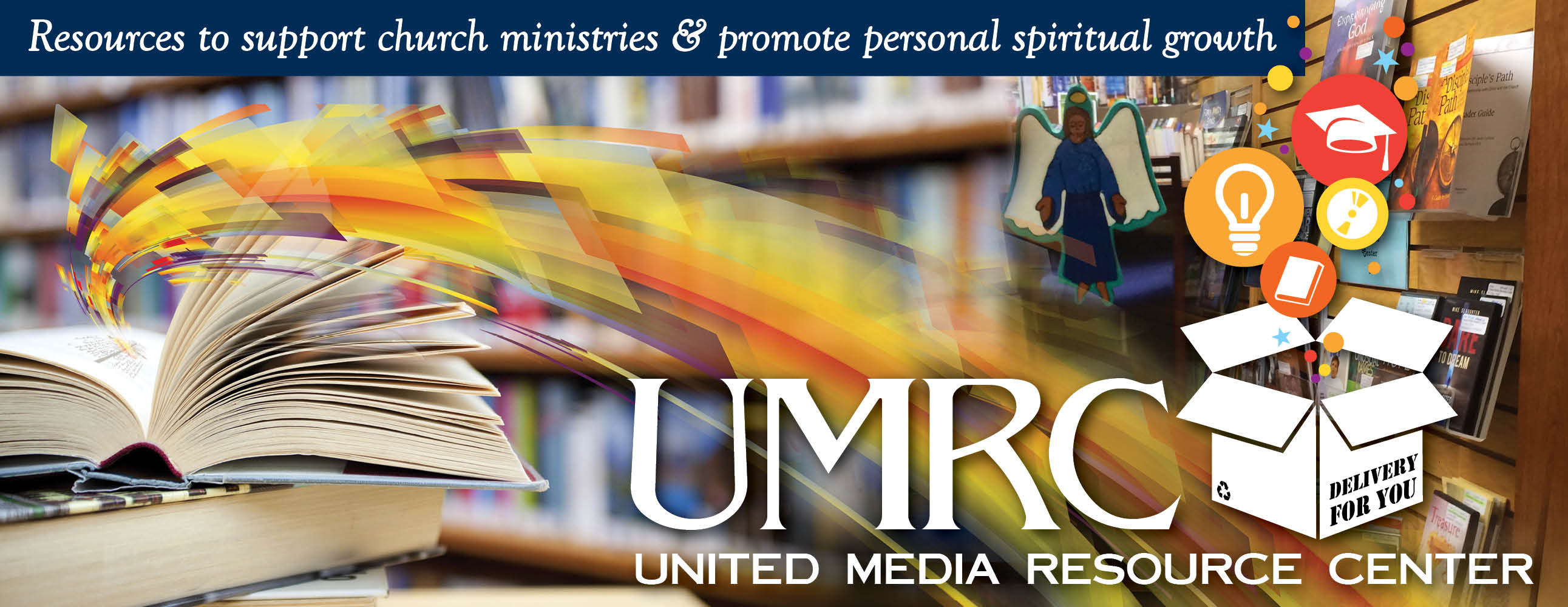 United Media Resource Center banner