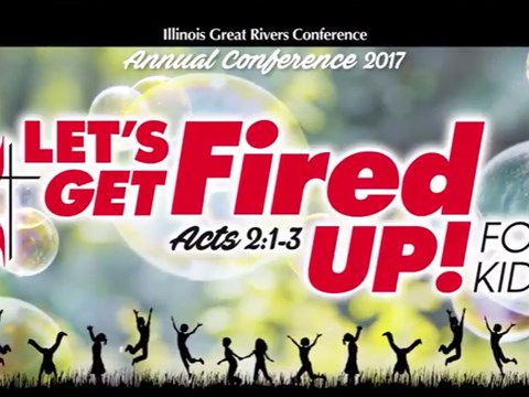 2017 Annual Conference -- Friday Morning Manna